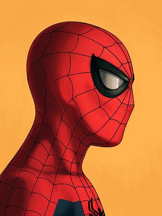mondo-marvel-superhero-portraits-by-mike-mitchell