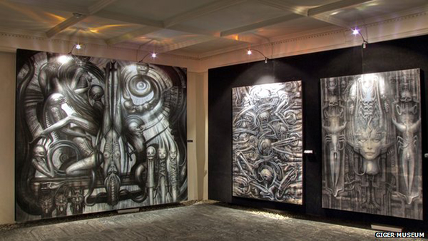 Giger Museum