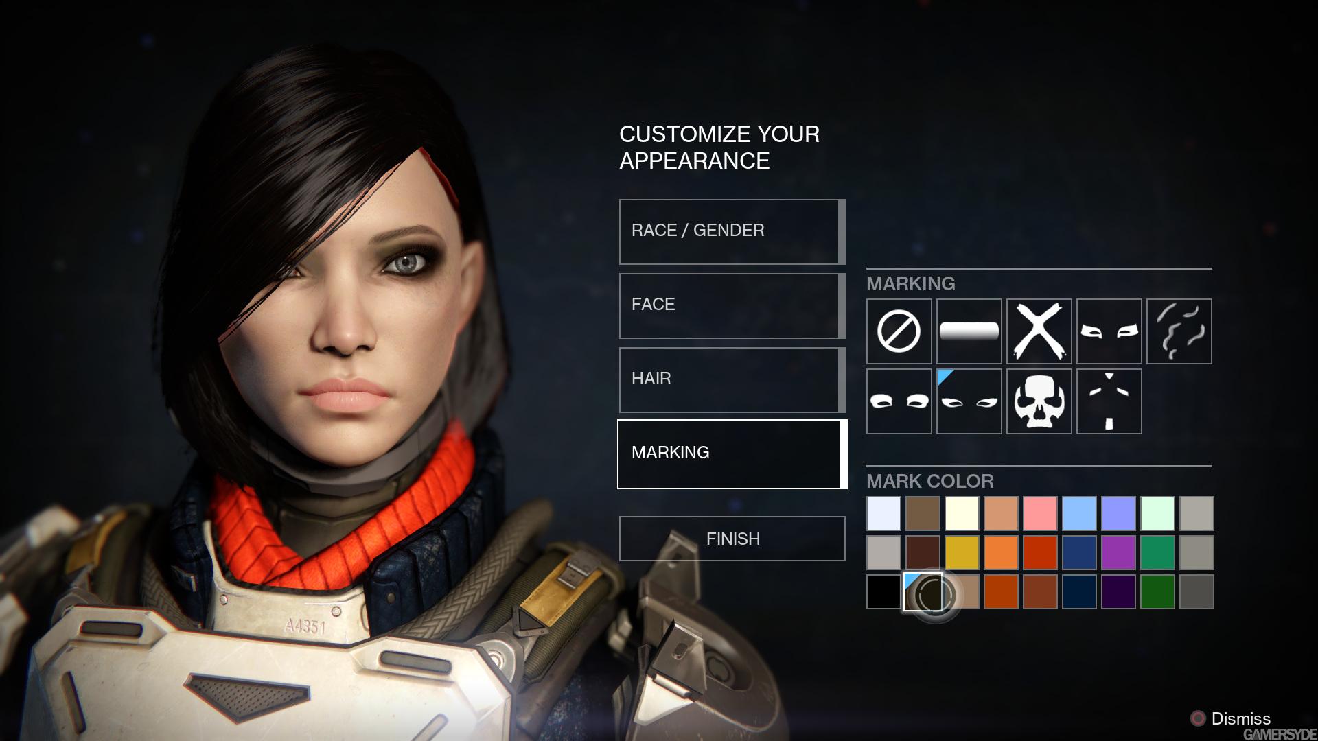 destiny-customization