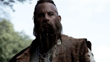 Vin Diesel Hunter