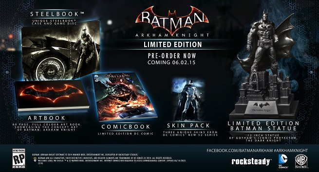 batman arkham knight-limited-edition-106370