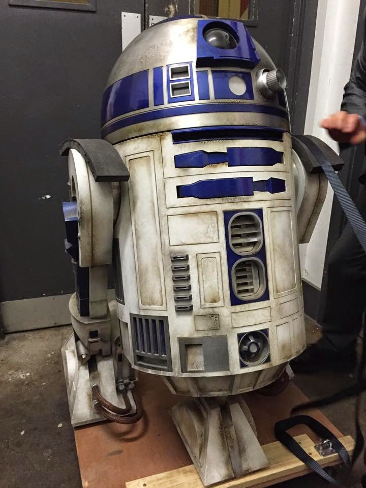 R2D2 Star Wars Episode VII