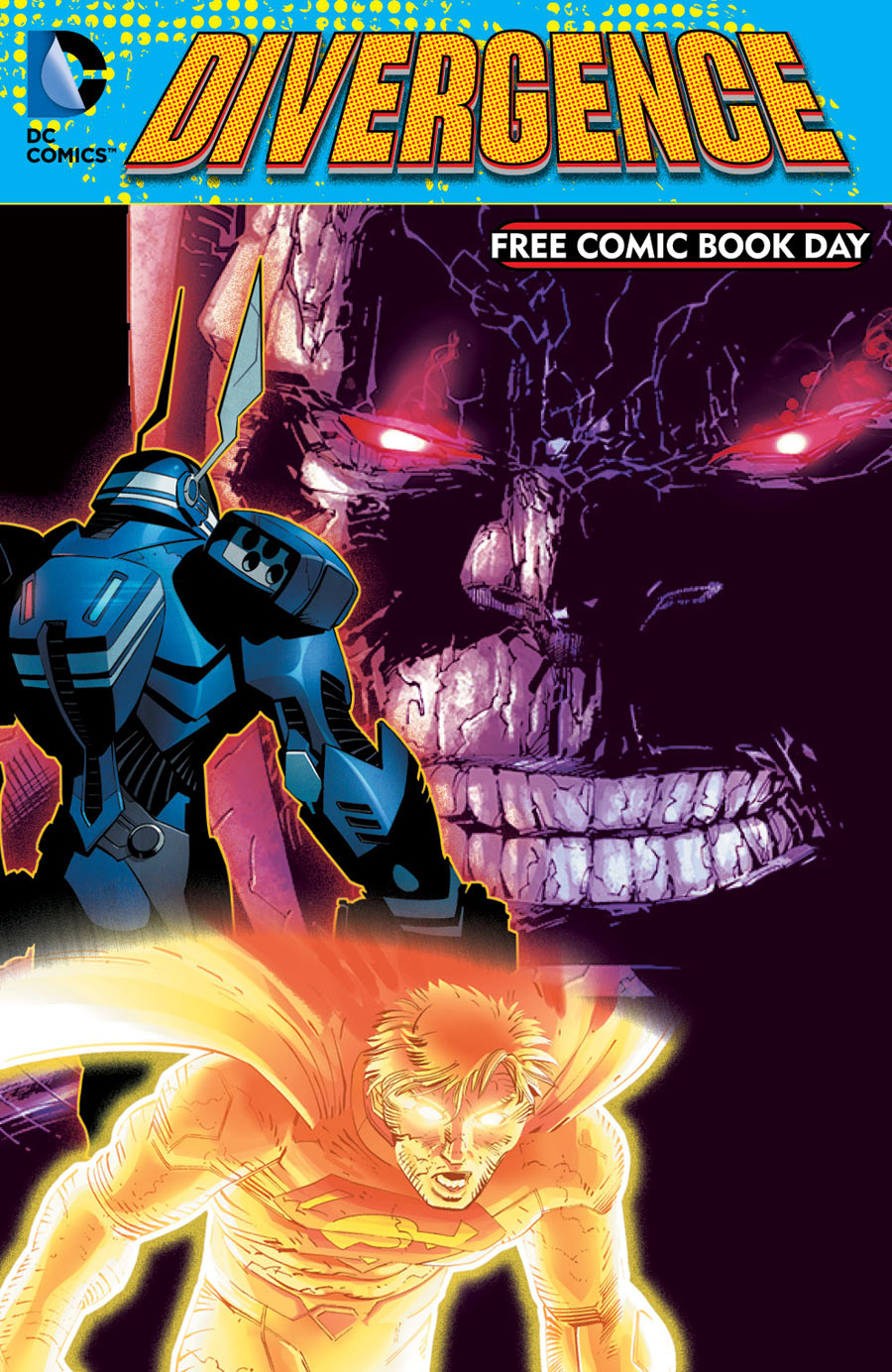 divergence free comic book day