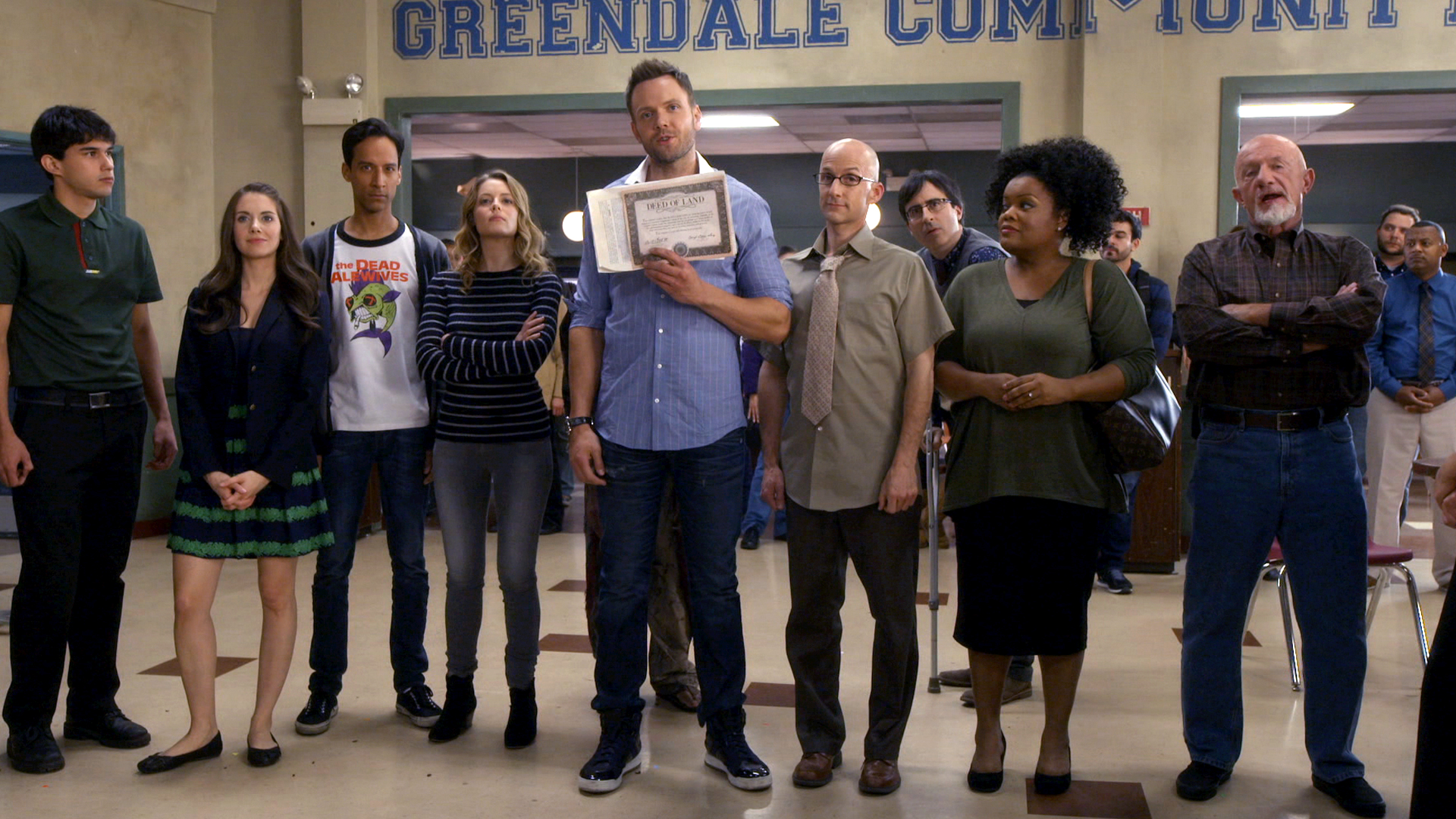 Yahoo lanza un teaser para la sexta temporada de Community ...