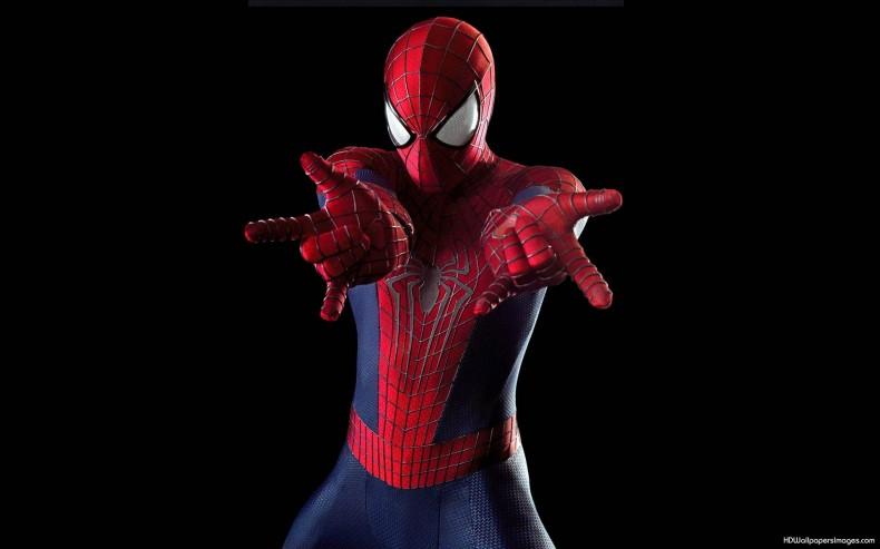 Traje negro spiderman adolescente