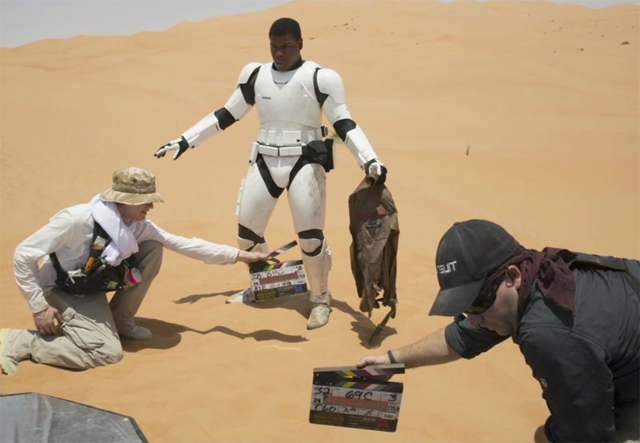 Star Wars TFA 8
