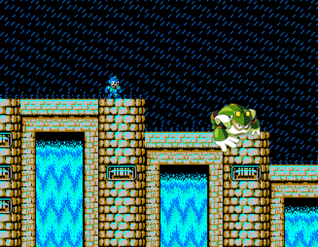 Mega-Man-IV-Toad-Man