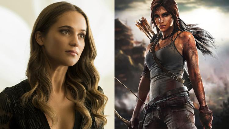 Alicia Vikander, el nuevo rostro de Lara Croft Descarga12