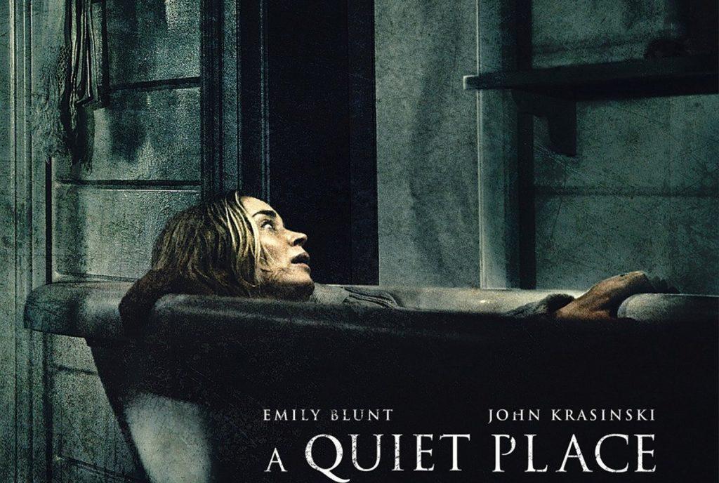 Resultado de imagen de un lugar en silencio